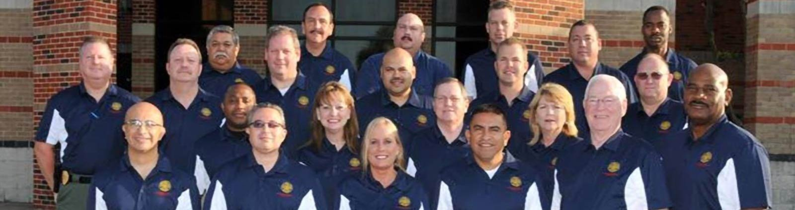 Developing Leaders for Texas Law Enforcement Class 12-3